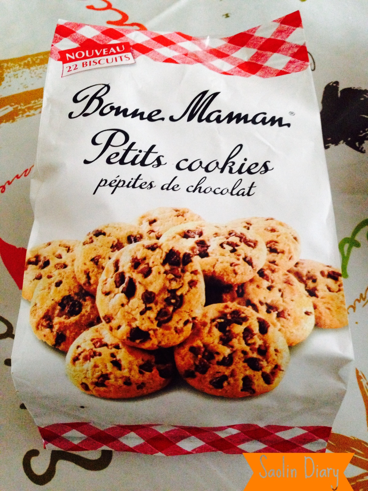 bonne maman petits cookies