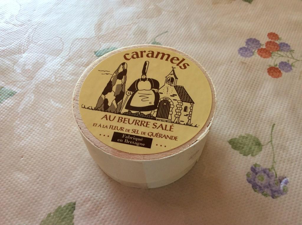 caramels au beurre sale