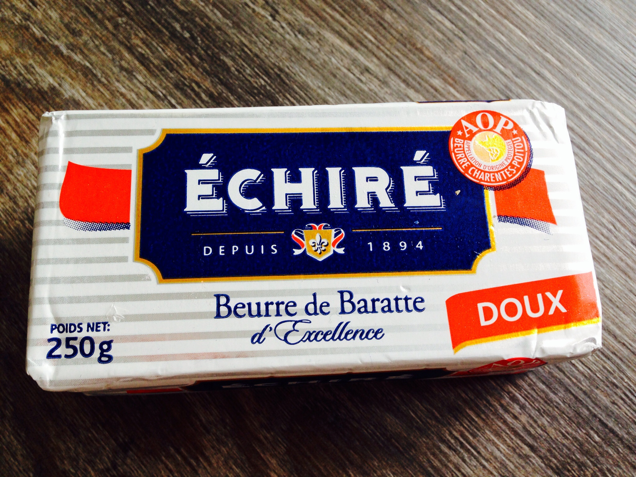 echire beurre
