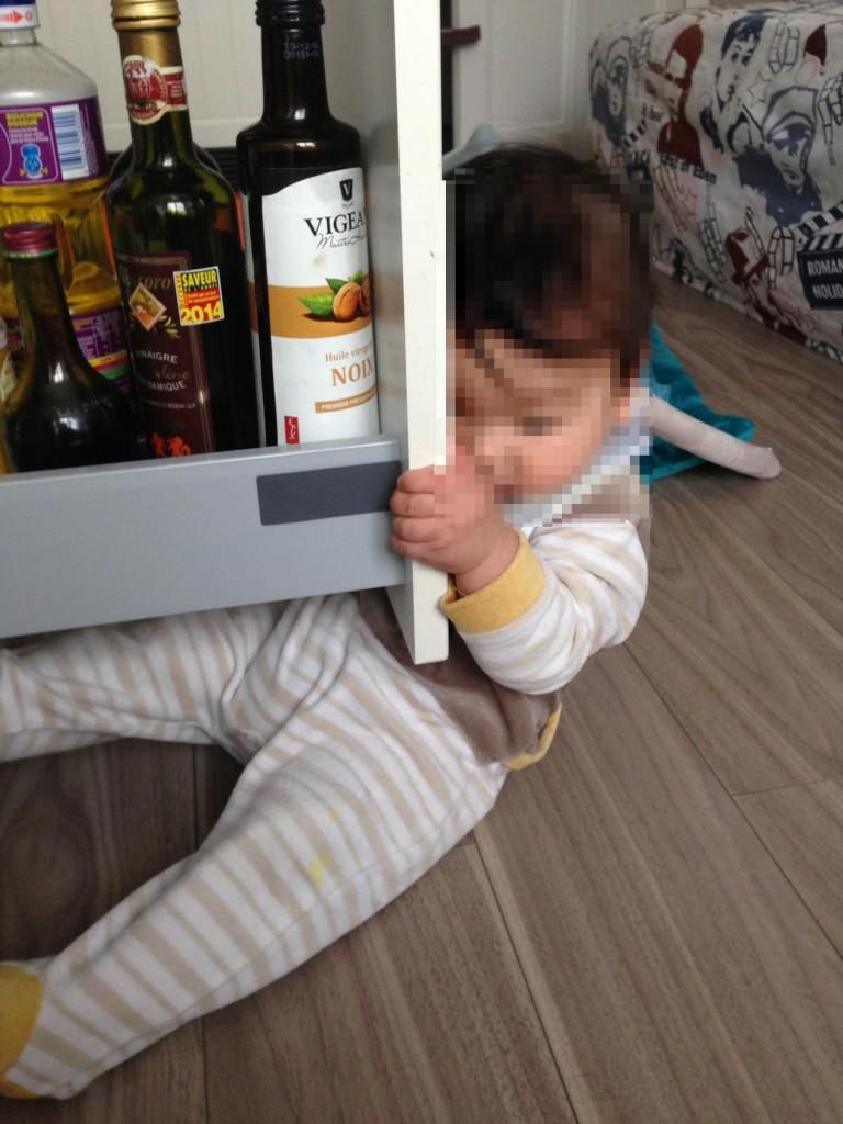 bebe cuisine jouer