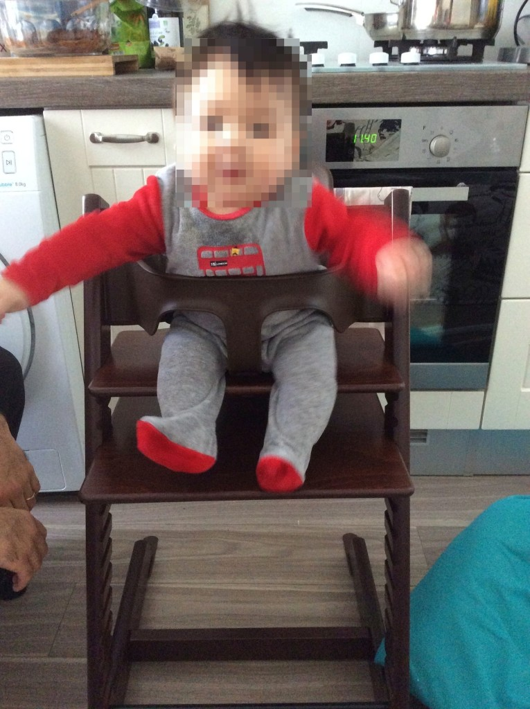 stokke bebe chaise haute