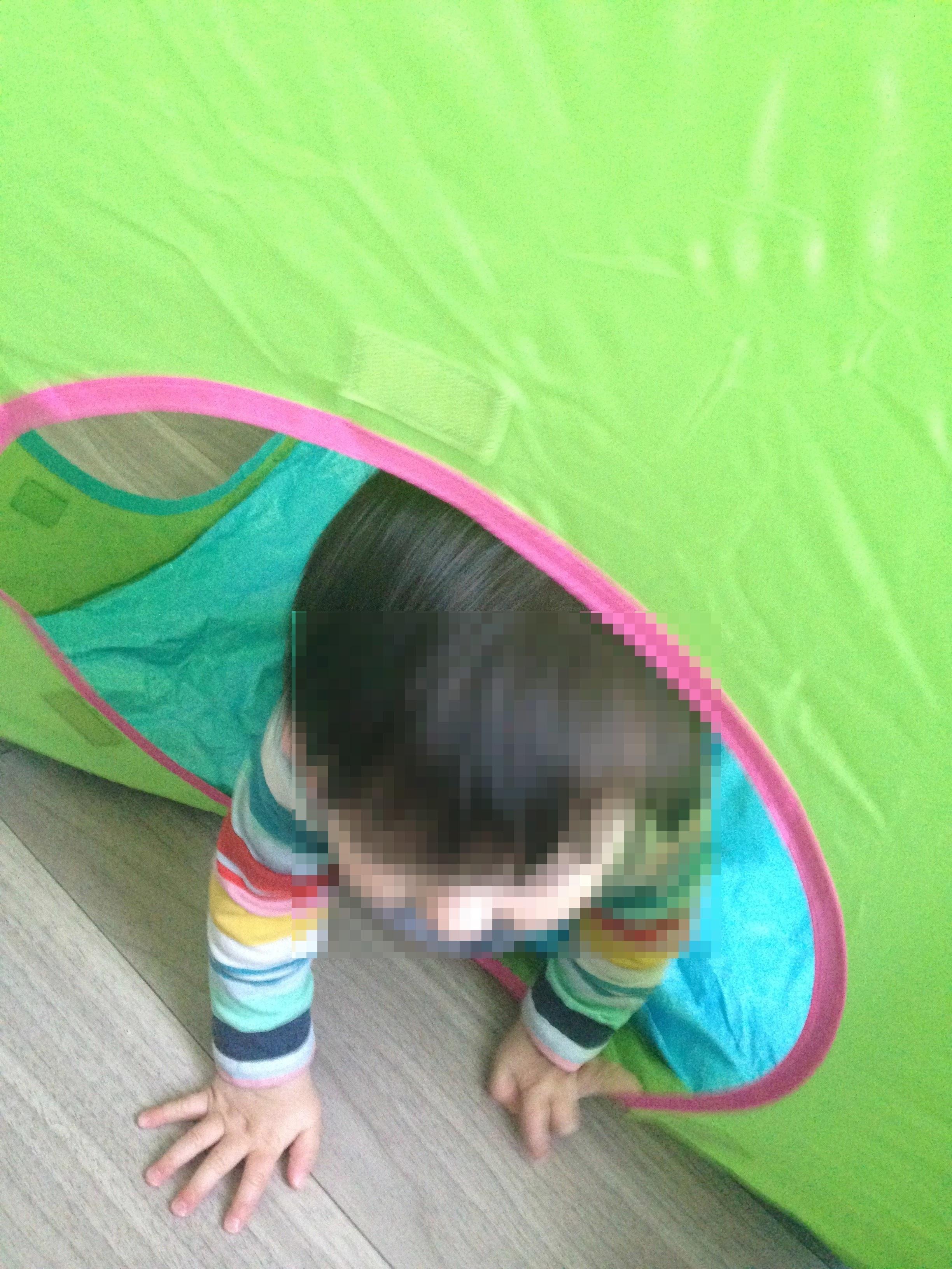 Ikea テント たたみ 方